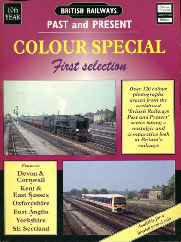 1 of 1 - Various Contributors PAST & PRESENT COLOUR SPECIAL - FIRST SELECTION Paperback B
