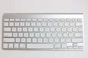 71d0bfe0676 Apple Wireless Bluetooth Keyboard (MC184LL/B ) - A1314 885909512263 ...