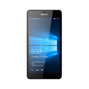 Microsoft-Lumia-950-XL-Dual-Sim-32GB-Schwarz-Ohne-Simlock-Smartphone
