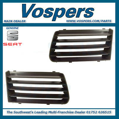 Genuine Seat Alhambra 2001-2010 O//S D//S Front Lower Bumper Grille 7M7853684A01C