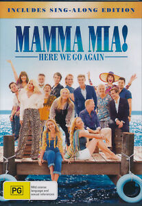 Mamma-Mia-Here-We-Go-Again-with-Digital-Download-DVD-Region-4-NEW
