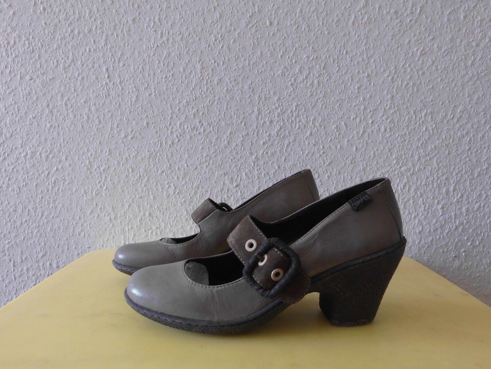 Schuhe Pumps  Camper  Gr.39  Leder  TOP