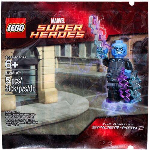 LEGO Marvel Super Heroes The Amazing Spider-Man 2 Electro Set #5002125 Bagged