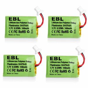 C054 Wireless Headsets 2 Pack Cs540 Cs540a 84479 01 Ebl Replacement Headset Battery Cs540 84479 01
