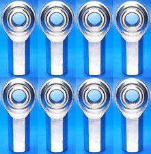 "8 qty  RH 3/8""-24 Thread x 3/8"" Bore Female Thread Heim Joints Rod Ends (CFR-6)"