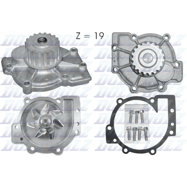 DOLZ OE SPEC WATER PUMP FOR FORD FOCUS MK2 ST RS RS500 KUGA MONDEO MK4 2.5