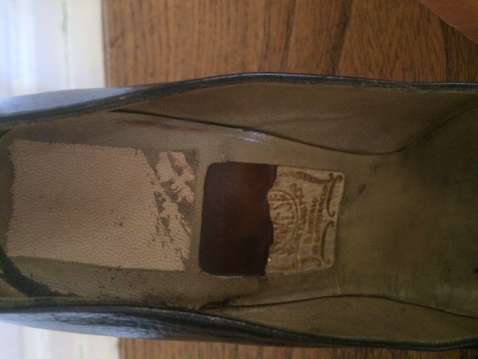 Descuento de liquidación Lot des 5 paires de chaussures rétro