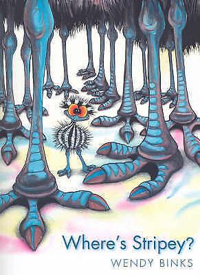 1 of 1 - Where's Stripey? by Wendy Binks