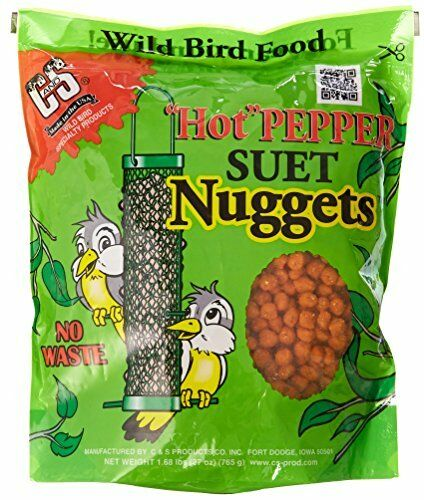 C/&S Hot Pepper Nuggets