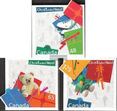 Praktisch Kanada 2156-2158 Postfrisch 2003 Weihnachten kompl.ausg.