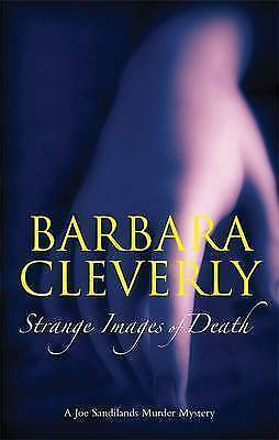 1 of 1 - Cleverly, Barbara, Strange Images of Death, Very Good Book