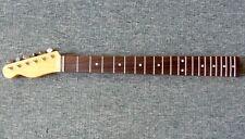 L/H 60's style Maple TL guitar neck. RW fingerboard Kluson machines, heel truss
