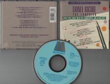 Lionel Richie CD THE COMPOSER (c) 1985  COMMODORES & DIANA ROSS