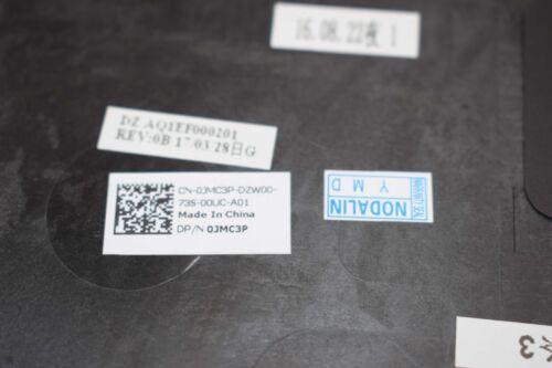 New For DELL Latitude E5570 5570 LCD Rear Back Cover Top Shell Screen Case JMC3P