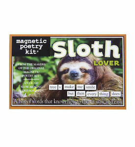 Sloth-Lover-Fridge-Magnet-Set-Poetry