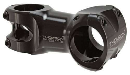 Thomson Elite X4 MTB Mountain Bike Stem 0 degree 31.8 x 70mm Black