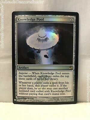 The Gathering 2B3 Foil Mystery Booster Near Mint MTG Magic Geth/'/'s Grimoire