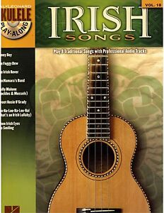 Details about Irish Songs Ukulele TAB Sheet Music & Chords ~ St  Patty's  Day Special!!