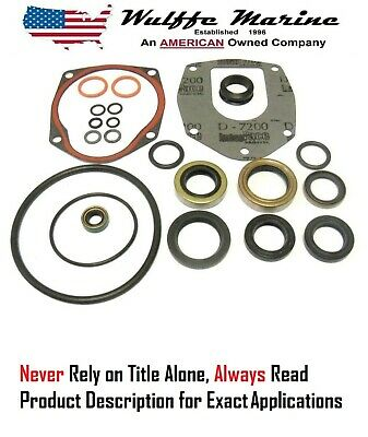 OEM Lower Gearcase Seal Kit MerCruiser 26-816575A3 816575A3
