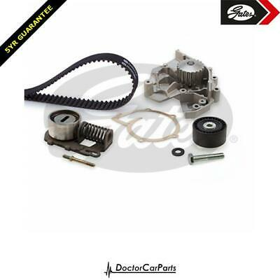 Gates Timing Cam Belt and Water Pump Kit for PEUGEOT 806 2.1 TD XUD11BTE 109bhp