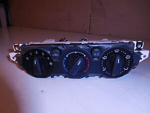 FORD-FOCUS-II-C-Max-Air-Conditioning-Control-Unit-7m5t-19980-aa