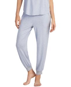 DKNY-Womens-Contrast-Print-Jogger-Pajama-Pants-Heather-Stripe-Medium