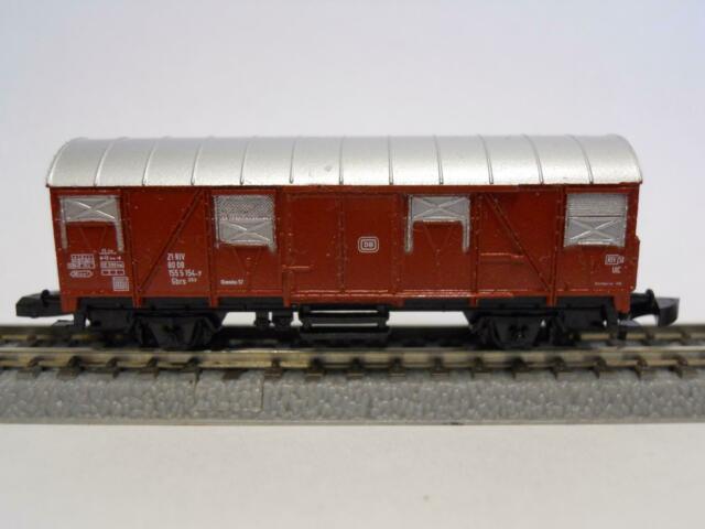 MÄRKLIN MINICLUB 8605 gedeckter Güterwagen (32616)