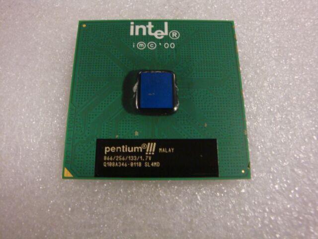SL4MD INTEL PENTIUM III 866MHz 866/256/133/1.7V SOCKET 370 CPU