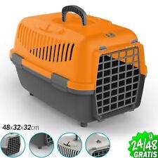 Transportin Gipsy para Perros Gatos Hurones Mascotas 6KG Europeo 48x32x32 cm