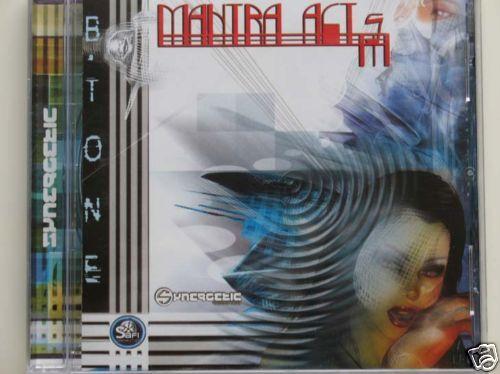 Mantra  Acts von B. Tone (CD 2005 - sehr gut)