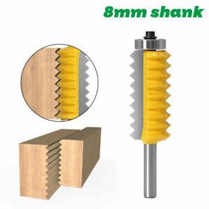 8mm Schaft Router Joint Bit Schlitz Fräser Werkzeug Holzbearbeitung Oberfräse