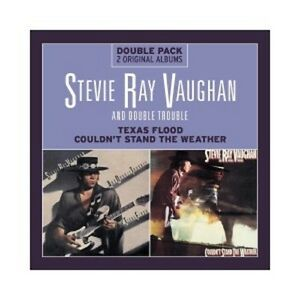 Stevie-ray-vaughan-double-trouble-texas-Flood-couldn-039-t-stand-t-weather-2-CD-NEUF