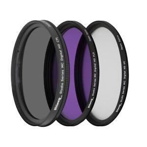 3-Piece-Multi-Coated-HD-37mm-Filter-Kit-UV-CPL-FLD-for-DSLR-Camera