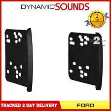 Ford Focus MK1 99-05 Car Stereo Double DIN Facia Fascia Plate ISO Kit CT23FD35