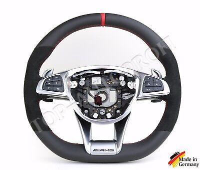 Mercedes Edition Amg Performance W205 Glc X253 A2054608600 Volante Riferiscono Nuovo-