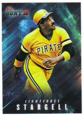 2016 Topps Archives #259 Willie Stargell Pittsburgh Pirates Baseball Card