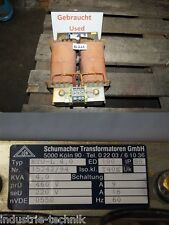 schumacher Transformator ETU-L   kva 4,0 220 v