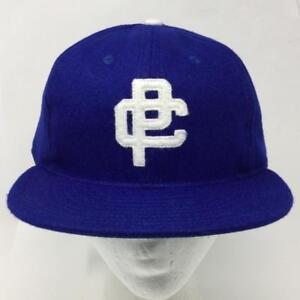 eeb29595065c8 Image is loading Ponca-City-Dodgers-Baseball-Cap-Ebbets-Field-Flannel-