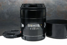 - Minolta Maxxum AF 100mm F2 Lens for Sony Alpha or Minolta Maxxum (av)
