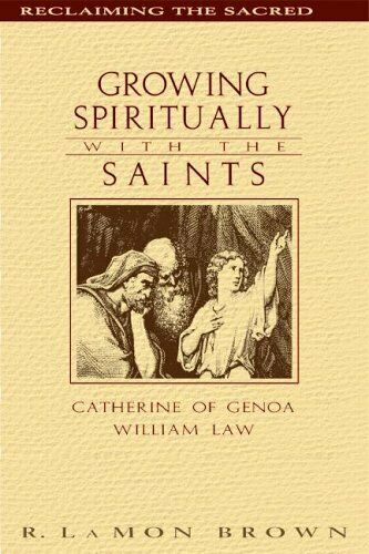 Growing Spiritually With the Saints  Catherine of Genoa   William Law
