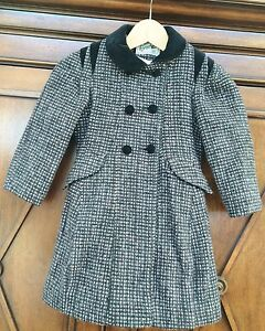4924b2c24399 Image is loading ROTHSCHILD-Coat-Girl-039-s-Pink-Black-Coat-. Image not  available Photos not available for this variation