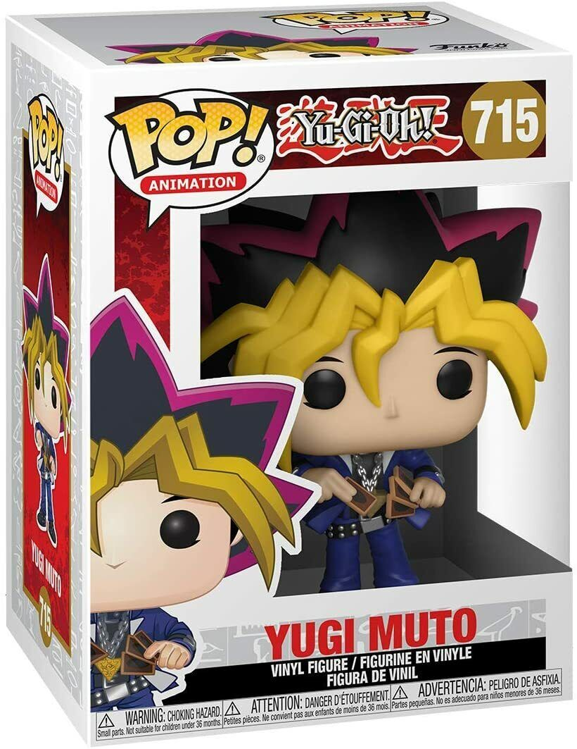 Vinyl-FUN46922-FUNKO Yu-Gi-Oh! Yugi Mutou Pop