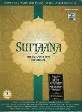 SUFIAANA - THE COMPLETE SUFI EXPERIENCE - 5 CD SET - FREE POST