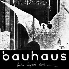 BAUHAUS - THE BELA SESSION   VINYL LP NEU