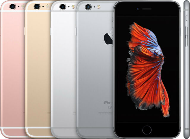 UNLOCKED Apple iPhone 6s 16GB/64GB/128GB Fido Bell Rogers Telus - Warranty