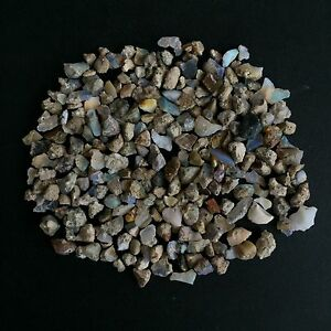 NATURAL-ETHIOPIAN-OPAL-ROUGH-SCOOP-LOT-LOOSE-GEMSTONES-EARTH-MINED-PLAY-OF-COLOR