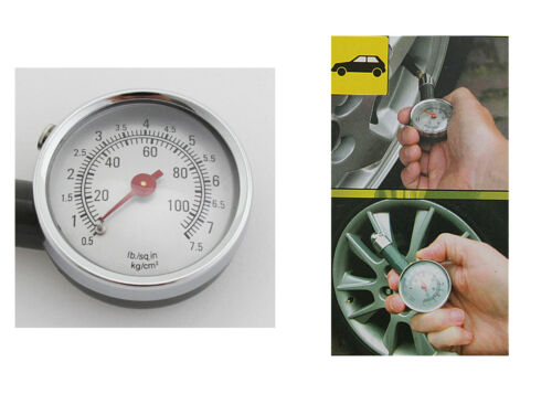 Nouveau pression des pneus couteau air comprimé auditeur pour voitures particulières pression atmosphérique auditeur pneus messe périphérique