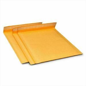"""#000 5x8 EXTRA WIDE KRAFT BUBBLE MAILERS MAILING PADDED SHIPPING 5/""""x7/"""" ENVELOPES"""