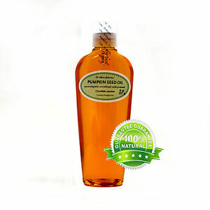 PUMPKIN SEED OIL UNREFINED PURE COLD PRESSED ORGANIC FREE SHIPPING!!!