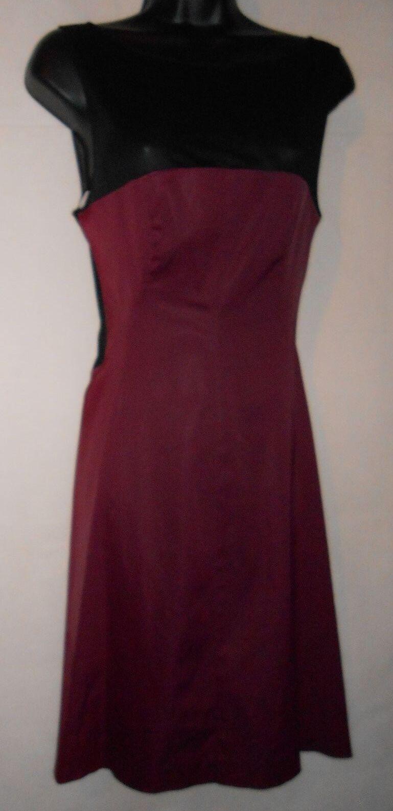 New John Richmond purple dress IT42, IT42, IT42, UK10 RRP 824fcc